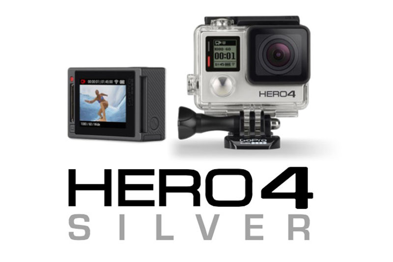 GoPro HERO4 Silver Adventure 1